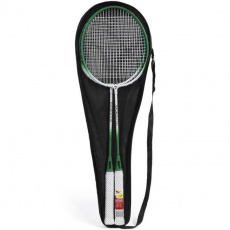 Badminton set Teloon SMJ 2 rackets + TL301 cover