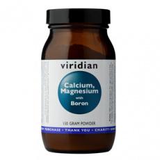 Calcium Magnesium with Boron Powder 150g (Vápník, hořčík a bór)