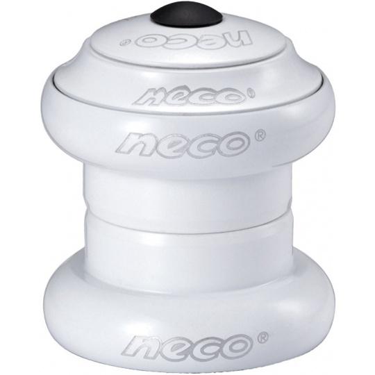 """hlavové složení NECO A-Head 1 1/8"""" bílé"""