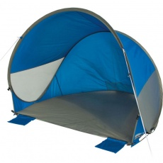 Beach tent High Peak Palma blue gray 10126