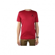 Jordan Air Jumpman Embroidered Tee AH5296-687 czerwone M