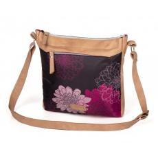 taška ladies LOAP TAPIA černo/růžová