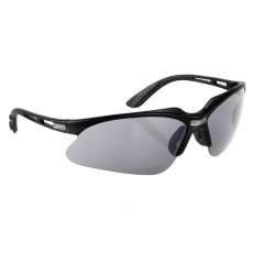 brýle Mighty černé+výměnná skla