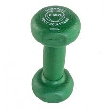 neoprene dumbbell 2.5 kg BW 131