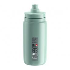 lahev ELITE FLY 20 zelená/šedé logo 550 ml