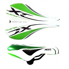 sedlo dětské DDK F1217 bílo-zelené
