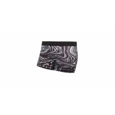 kalhotky dámské SENSOR COOLMAX IMPRESS s nohavičkou černé/sea