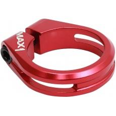 sedlová objímka MAX1 Performance 34,9 mm imbus červená