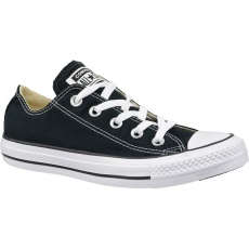 C. Taylor All Star OX Black shoes