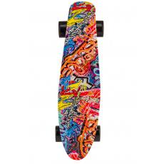 Crazy Board Graffiti Pennyboard