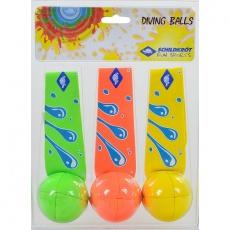 Neoprene set Schildkrot Diving Balls / 3 saws / 970210-2014