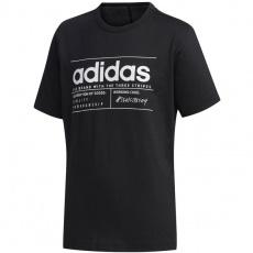 Adidas Youth Boys Brilliant Basic Jr FM0776 T-shirt