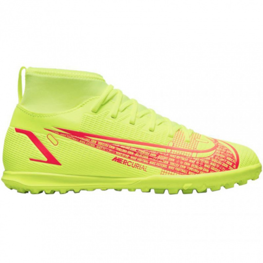 Mercurial Superfly 8 Club TF JR CV0795 760 soccer shoes