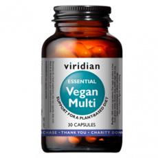 Vegan Multi 30 kapslí (Multivitamin pro vegany)