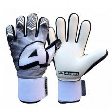 4keepers Evo Gris NC goalkeeper gloves