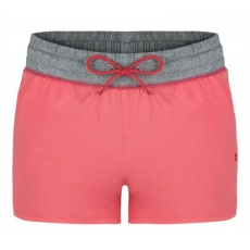 kalhoty krátké dámské LOAP ADEVA růžovo/šedé