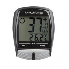 computer M-Wave M16 16 funkcí černý