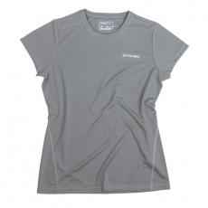 BECOOL 20 LADY Dámske funkčné tričko šedé S