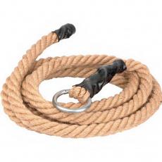Jute climbing rope 15 m