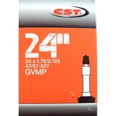 """duše CST 24""""x1.75-2.125 (47/57-507) DV/40mm"""