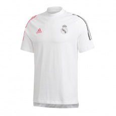 Adidas Real Madrid Tee 20/21 M FQ7872
