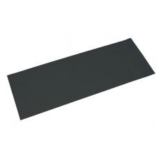 karimatka gymnastická 173x61x0,4cm černá