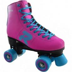 Roces Mazoom roller skates pink blue 550064 01