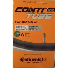 """duše Continental Tour 28 all 28"""" (32/47-622) AV/40mm"""