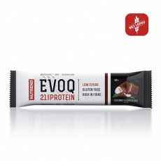 tyčinka Nutrend EVOQ kokos+čokoláda 60g