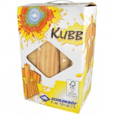 Kubb Schildkröt Fun Sports garden game