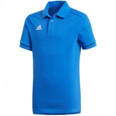T-shirt adidas TIRO 17 Cotton POLO Junior BQ2693