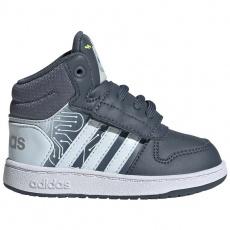 Adidas Hoops Mid 2.0 I Jr FW4925 shoes