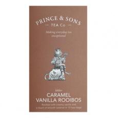 Caramel Vanilla Rooibos 15 sáčků (37,5g)