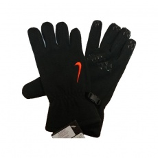Fleece M football gloves