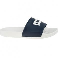 Levi's Batwing Slide Sandal białe 41