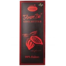 čokoláda hořká 99% kakaa Liebhart´s 80g