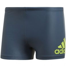 Adidas Fitness Badge Swim Boxers M FJ4723 Swimming Shorts