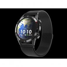 Watch, smartwatch Gentleman GT black, steel
