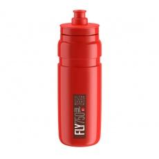 lahev ELITE FLY 20 červená/červené logo 750 ml