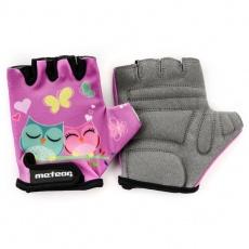 Bicycle gloves Meteor Owl Jr 24175-24177