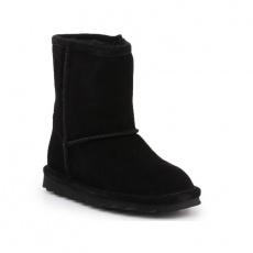 BearPaw Elle Toddler Zipper Black Jr shoes