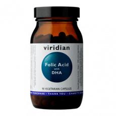 Folic Acid with DHA 90 kapslí (Kyselina listová a DHA)