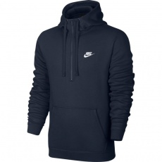 Sweatshirt Nike NSW Club Hoodie HZ BB M 812519 451 navy blue