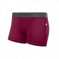 kalhotky dámské SENSOR COOLMAX TECH s nohavičkou lilla