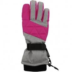 Ski gloves HOZ19 W RED602 27M