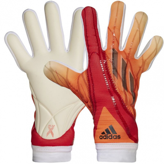 Goalkeeper gloves adidas X GL LGE M