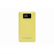 10000mAh micro USB / Lightning yellow powerbank