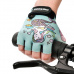 Cycling gloves Meteor Jr 26169-26171