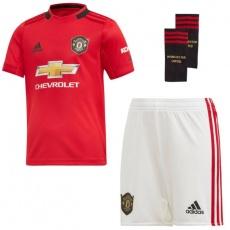 Adidas Manchester United FC Home Mini JR DX8950 set
