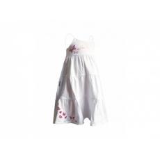 šaty dětské LOAP RAVELA bílé